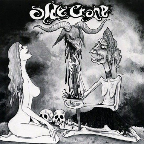 OLDE CRONE - Olde Crone CD