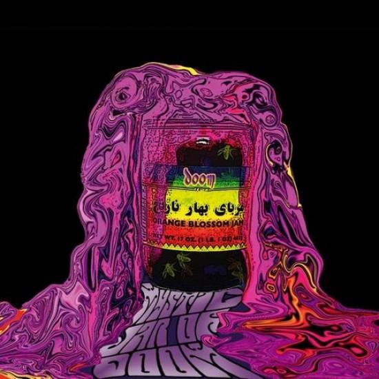 ORANGE BLOSSOM JAM - Mystic Jar Of Doom CD