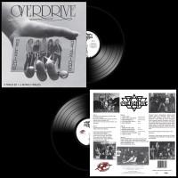 OVERDRIVE - Reflexions Black Vinyl (Pre-Order)