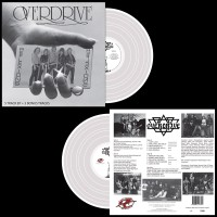 OVERDRIVE - Reflexions White Vinyl (Pre-Order)