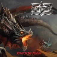 OVERHEAT - Fight To The Finish CD