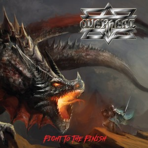 OVERHEAT - Fight To The Finish