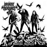 ORGIASTIC PLEASURES - Manifesto Barbarico CD