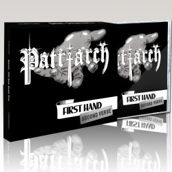 PATRIARCH - First Hand: Secord Verse SLIPCASE CD (Pre-Order)