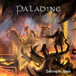 PALADINE - Entering The Abyss CD
