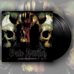 PALE DIVINE - Cemetery Earth Black Vinyl Gatefold LP