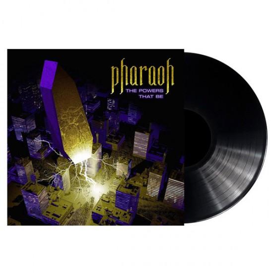 PHARAOH - The powers That Be Black Vinyl LP