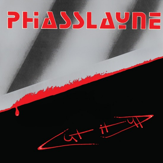 PHASSLAYNE - Cut It Up CD