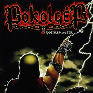 POKOLGEP - Totalis Metal