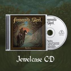 POSSESSED STEEL - Aedris CD