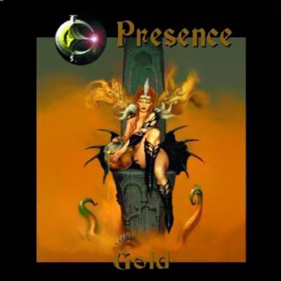 PRESENCE - Gold CD