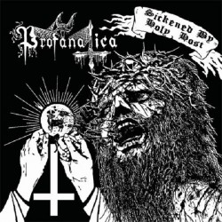 PROFANATICA - The Grand Masters Session/Sickened By Holy Host CD