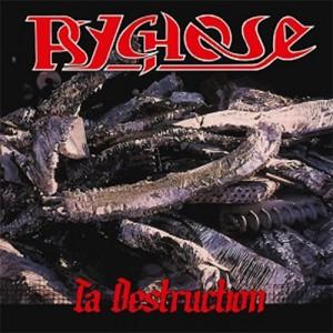 PSYCHOSE - Ta Destruction (Pre-Order)