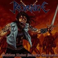 REVENGE - Soldiers Under Satan's Command CD