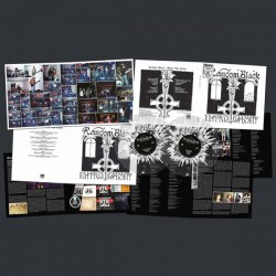 RANDOM BLACK - Under The Cross Vinyl LP