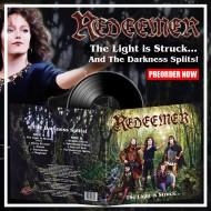 REDEEMER - The Light Is Struck And The Darkness Splits! Vinyl Gatefold LP