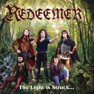 REDEEMER - The Light Is Struck And The Darkness Splits! CD