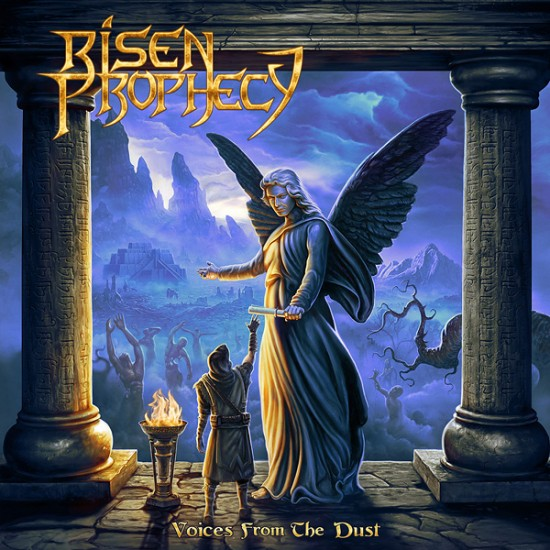 RISEN PROPHECY - Voices From The Dust CD