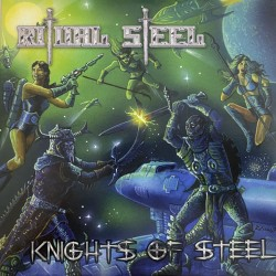 """RITUAL STEEL - Knights Of Steel 7"""" Single"""