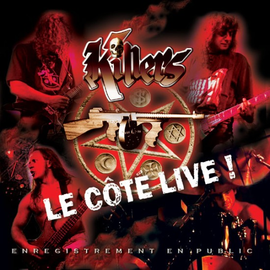 KILLERS - Le Cote Live ! CD