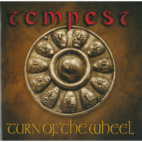 TEMPEST - Turn Of The Wheel CD