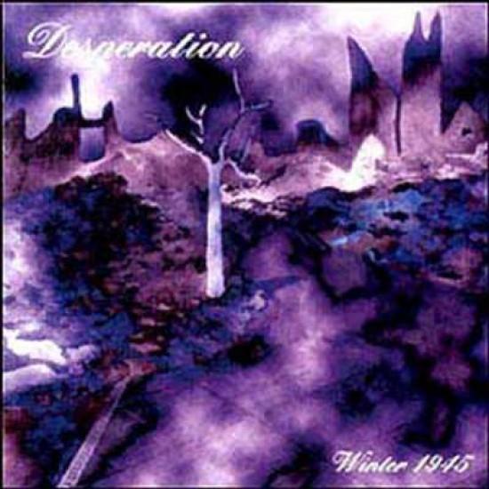 DESPAIRATION - Winter 1945 CD