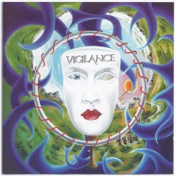 VIGILANCE - Behind The Mask CD