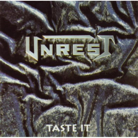 UNREST - Taste It CD