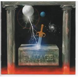 RAVAGE - Ravage CD
