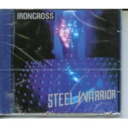 IRONCROSS - Steel Warrior CD
