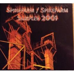 VARIOUS - Spinefarm / Spikefarm Sampler 2001 CD