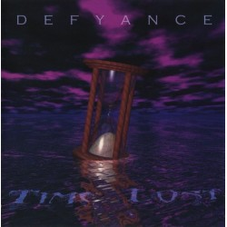DEFYANCE - Time Lost CD