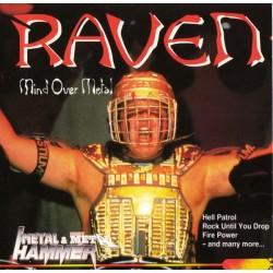 RAVEN - Mind Over Metal CD