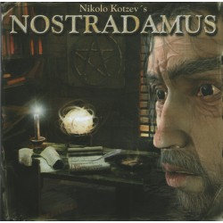 NIKOLO KOTZEV - Nikolo Kotzev's Nostradamus CD