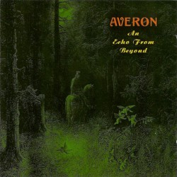 AVERON - An Echo From Beyond CD