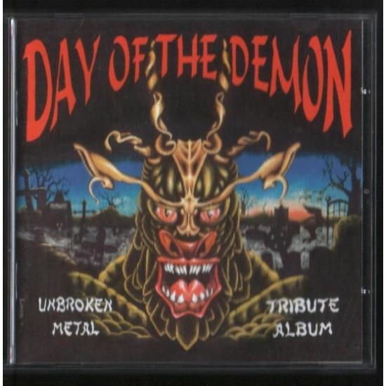 VARIOUS - Day Of The Demon - Unbroken Metal Tribute Album CD