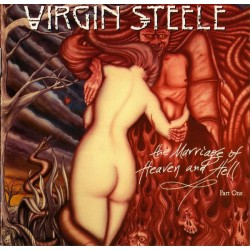 VIRGIN STEELE - The Marriage Of The Heaven And Hell Part One  CD