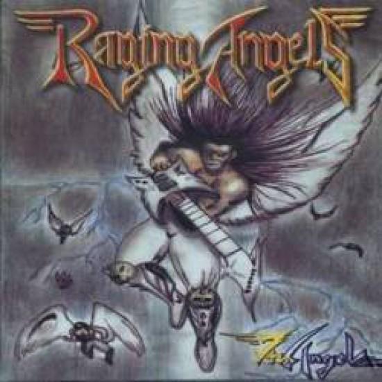 RAGING ANGELS - Seventh Angel  CD