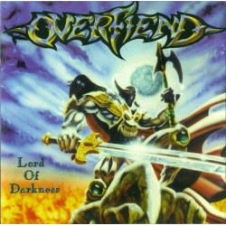 OVERFIEND - Lord Of Darkness CD