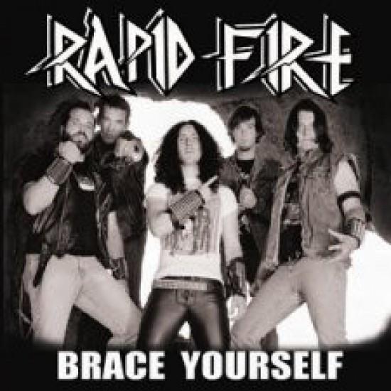 RAPID FIRE - Brace Yourself CD
