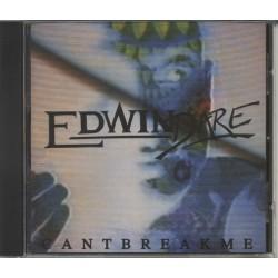 EDWIN DARE - Can't Break Me CD