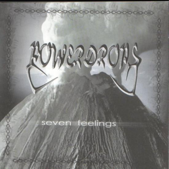 POWERDROPS - Seven Feelings CD