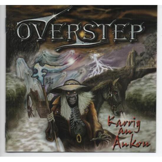 OVERSTEP - Karrig An Ankou CD