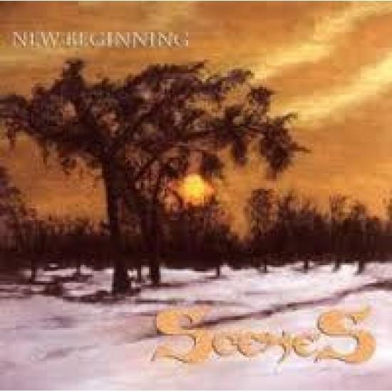 SCENES - New Beginning CD