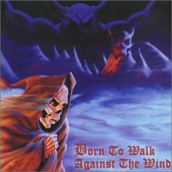 """VARIOUS - """"Born To Walk Against The Wind"""" Vol. 1 CD"""