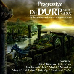 VARIOUS - Progressive Disdurpance Vol. 2 CD