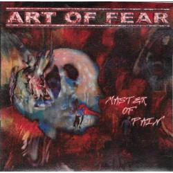 ART OF FEAR - Master Of Pain CD