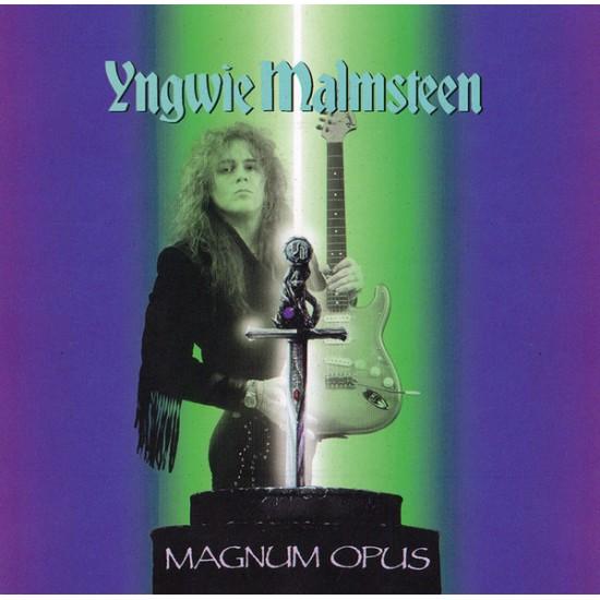 YNGWIE J. MALMSTEEN'S RISING FORCE - Magnum Opus CD
