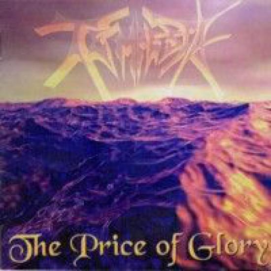 TEMPESTA - The Price Of Glory CD