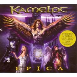 KAMELOT - Epica CD